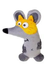 Мягкая игрушка Сырный крыс