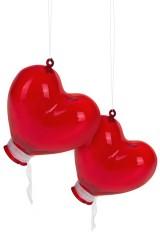 Набор украшений декоративных Сердца