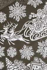 Набор наклеек новогодних Веселый праздник