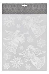 Набор наклеек Музыкальные ангелы