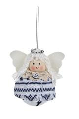 Украшение декоративное Ангелочек в свитере