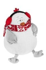 Игрушка мягконабивная Петушок в шарфике