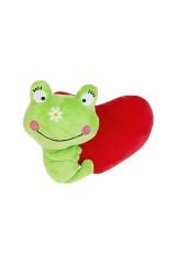 Игрушка мягконабивная Влюбленный лягушонок