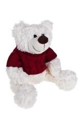Игрушка мягкая Мишуля в свитере