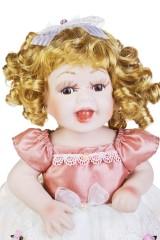 Кукла Кудряшка с бантиком
