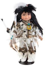 Кукла Маленький индеец