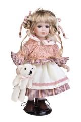 Кукла Малышка в фартучке