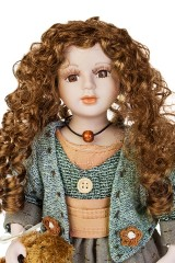 Кукла Стильная малышка