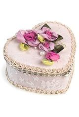 Шкатулка для украшений Танец цветов