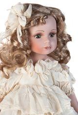 Кукла Малышка с локонами