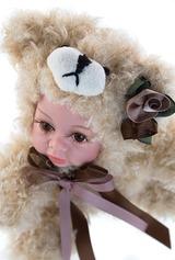 Кукла мягконабивная Маленький медвежонок