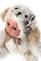 Кукла мягконабивная Маленькая собачка