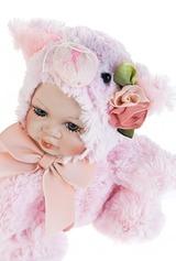 Кукла мягконабивная Маленький котенок