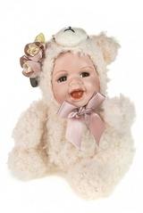 Кукла мягконабивная Гламурный мишенька