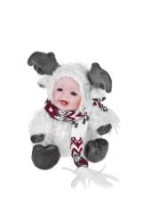 Кукла мягконабивная Маленький лосик