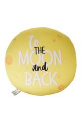 Подушка игрушка Крыска на луне