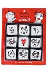 Набор держателей-магнитов Любовь без границ