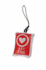 Украшение для мобильного телефона Будь готов влюбиться!