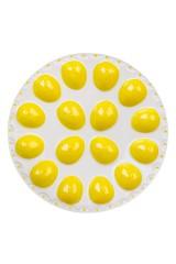 Блюдо для 16-ти яиц Весна