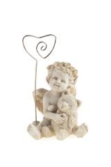 Держатель для фото Малыш с цветочками и мишей