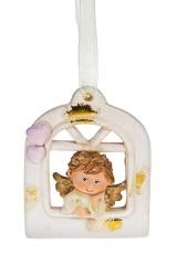 Украшение декоративное Волшебный ангелочек на окошке