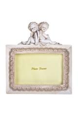 Рамка для фото Улыбчивые ангелочки