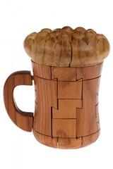 Сувенир-головоломка Кружка пива