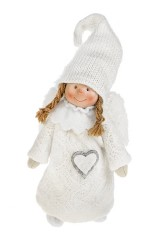 Кукла декоративная Снежный ангел
