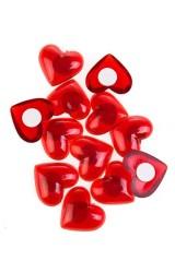 Сувенир Красное сердечко