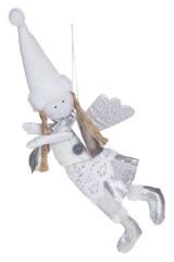 Кукла мягконабивная Парящая девочка