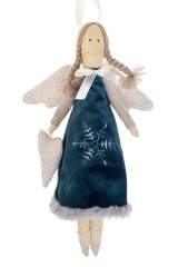 Кукла мягконабивная Ангелок в платье