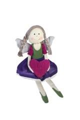 Кукла мягконабивная Счастливый ангелок
