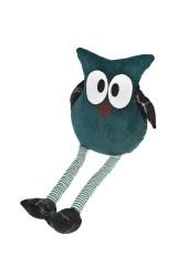 Игрушка мягконабивная Удивленная сова