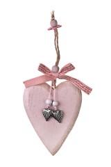 Украшение декоративное Трепетное сердце