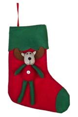 Рождественский носок Лосик