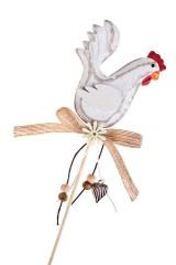 Украшение декоративное Курица