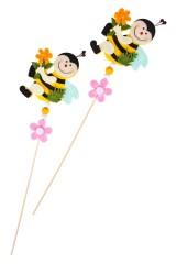 Набор украшений декоративных Пчелки