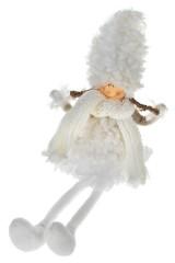 Кукла декоративная Улыбашка в шапочке