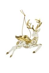 Украшение декоративное Счастливый олень