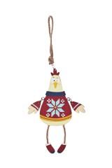 Украшение декоративное Норвежский петушок