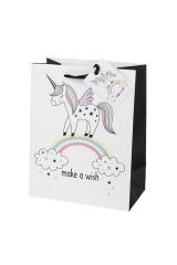 Пакет подарочный Make a wish