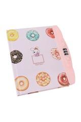 Записная книжка Пончики