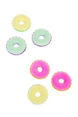 Набор ластиков Пончики