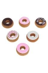 Набор ластиков Сладкие пончики