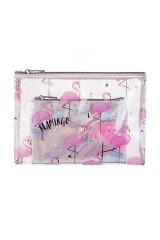 Набор косметичек Розовый фламинго