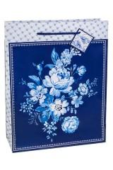 Пакет подарочный «Волшебные цветы»