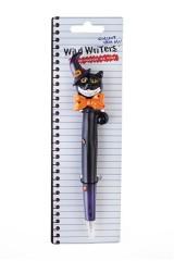 Ручка шариковая Черный кот