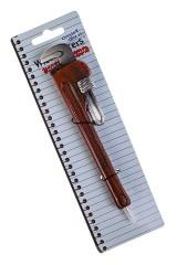 Ручка шариковая Газовый ключ