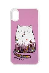 Чехол для мобильного телефона Блестящий котик