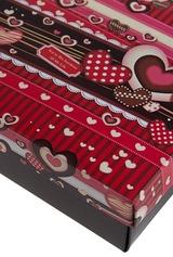 Коробка подарочная Сладкие сердца